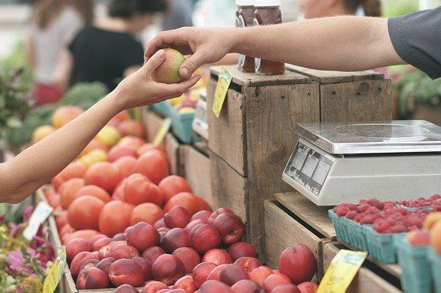 sprzedaż żywności przepisy