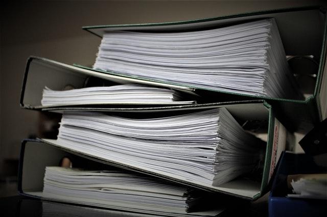 ile przechowywać dokumenty ZUS