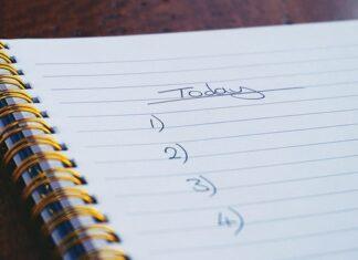 lista zadań do wykonania