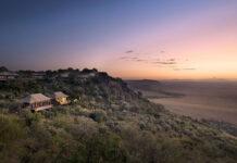 Luksusowe safari w Kenii